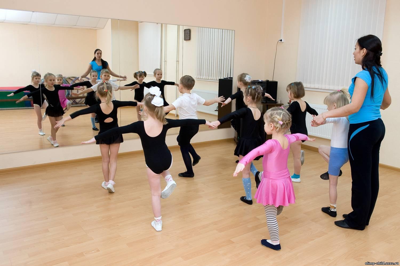 Почему танец интересен детям?