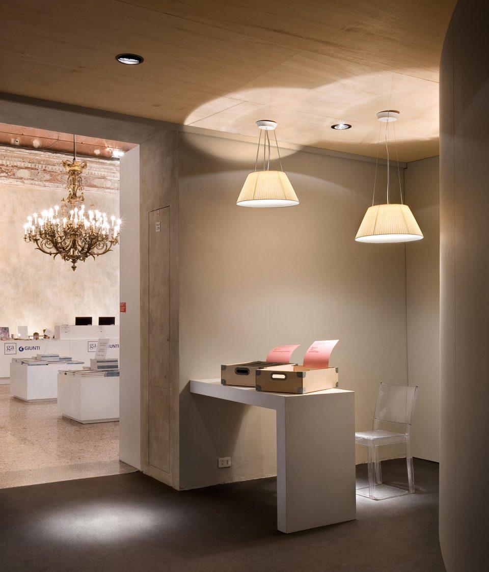 Потолочные светильники – освещают пространство и увеличивают время